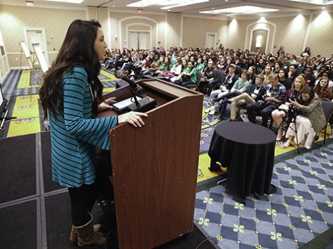 SIPA President Hopes Students Understand Importance of Today's Journalism