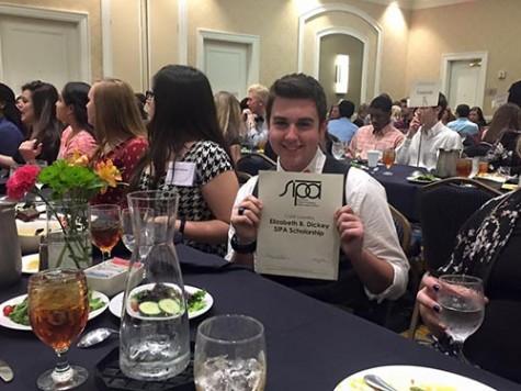 Summerville senior named Journalist of the Year