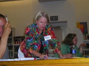 Mentor Martha Rothwell