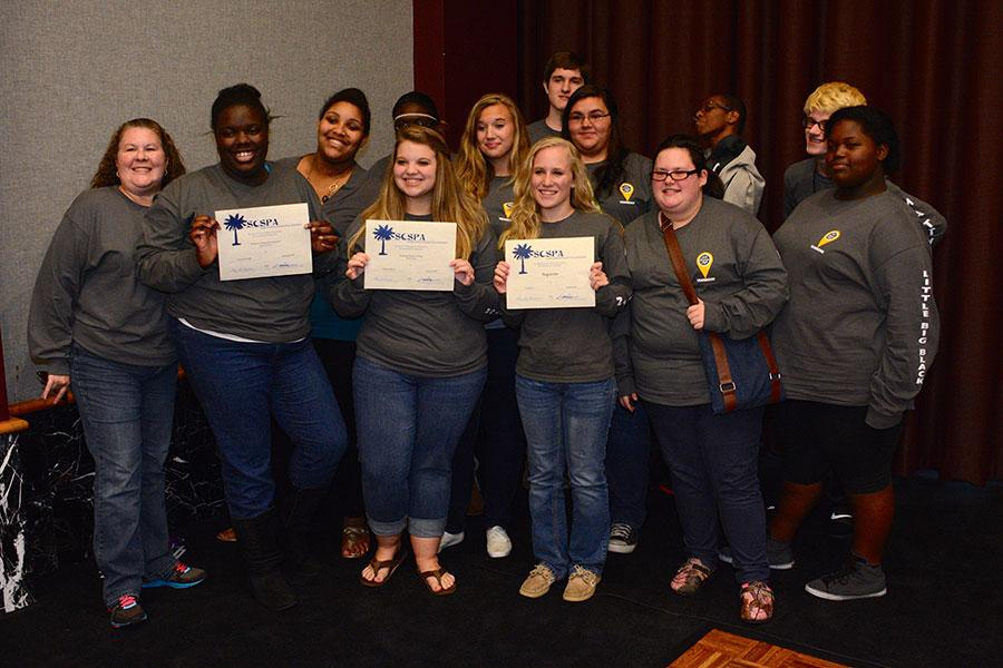 2014 SCSPA Fall Conference Photos