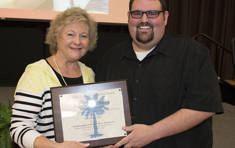 2015 SCSPA Fall Conference Awards