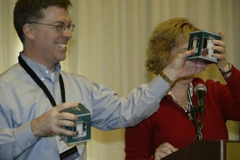 Bradley Wilson named 2016 Endowment Speaker