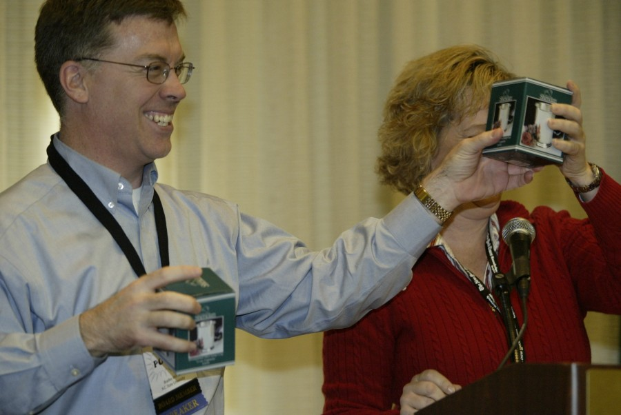 Southern Interscholastic Press Association convention March 1, 2008, Columbia, S.C. Photo by Daniel Plassmann