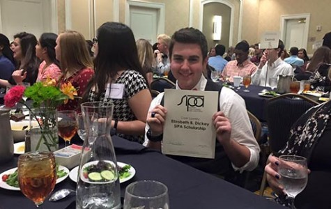 Summerville senior named Journalist of the Year