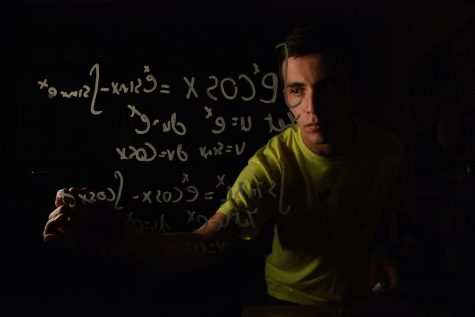 Jarred Bohr, 11, takes math to the next level